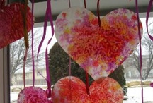 Valentines / Think sweet and pink and everything in between. Time to spread the love is February 14!