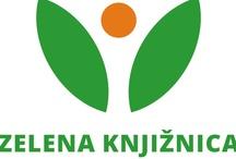 Zelena knjižnica / Knjige tematski vezane uz ekologiju, očuvanje okoliša i održivi razvoj.