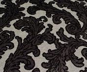Upholstery Fabrics / A small selection our favourite upholstery fabrics ranging from contemporary to traditional designs.