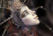 Crafts - The Fine Art Dolls