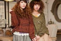 Style Inspiration - Romantic&Mori Girl