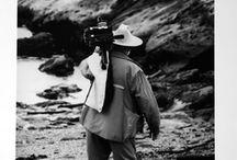 Ansel Adams / Photos of Ansel Adams. / by Yuki Miyo