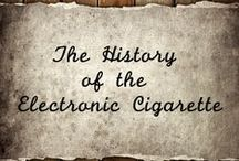 E-Cigs / Anything to do with them: Products, tips, how to's. I quit smoking 3.5 years ago and I'm very thankful for their existence!! / by Steve Niska
