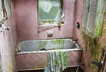 ABANDONED HOMES /  I AM REALLY DISTURBED SEEING ALL THESE BEAUTIFUL HOMES EMPTY.  MANY STORIES  TO BE TOLD , , ,  / by Leslie Boroff