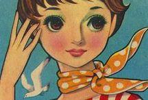 Vintage - Postcards, Ads & Postcards