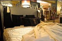 Show-room / Tendaggi e tessuti d'arredamento - Carta da parati - Divani - Tappeti - Arazzi - Progettazione e complementi d'arredo