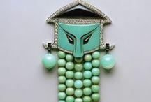 Crafts - Jewelry - Art deco