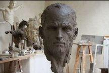 ★Sculpture et céramique★ / Terre, argile, céramique, artistes, statues, bustes...