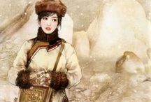 Art of the World - Chinese / traditional and modern