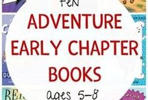 Kids Adventure Fiction