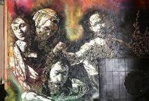★ Street ART ★ / street art, art de rue, peinture, artiste