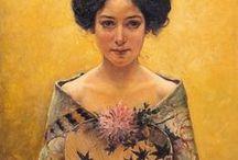 Art Motives  - Orientalism / orientalism in western art