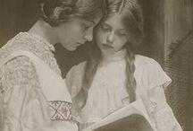 Vintage Photography - La Belle Époque