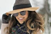 Ladies' Winter Fashion / Ideas and inspirations for winter outfits! Don't forget to check out TheGarwood.com for the perfect accessories for your winter outfit!