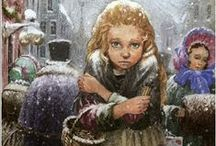 Fairy Tales - Classic/Literature - The Little Match Girl