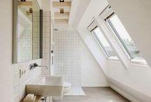Dachschräge Bad