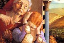 Fairy Tales - Classic/Literature - Rapunzel