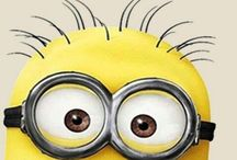 Minions! / I just absolutely LUV the minions!