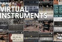 Audio - Virtual Instrument (AU / VST / AXX)