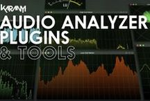 Audio - Plugin (Tools & Analyzers) / Loudness, Frequency, Stereo image visualization and Audio Repair tools