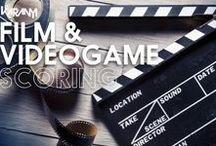 Audio - Scoring (Film & Videogame) / Useful techniques, ideas & tools for film underscore & videogame music production