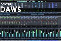 Audio - DAWs (Cubase, ProTools, Ableton)