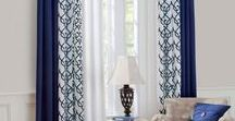 Curtain Ideas for the Home / Style the windows in any room in your home with curtain ideas from decorating experts all over the world!