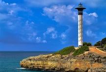 Faros / Lighthouses / by Carlos Engel