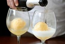 wine-tails / wine based cocktails pinned to inspire your next wine party