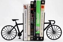 ¡Ven en bici a las bibliotecas! / ¡Ven en bicicleta!  Pedalea a las bibliotecas y consulta la selección bibliográfica que hemos preparado!