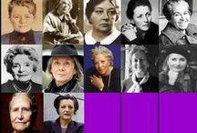 Mujeres Premios Nobel de Literatura / Ganadoras