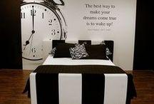 Bedroom ideas / Inspiratie voor uw bed of inrichting van uw slaapkamer