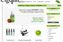 www.cigeline.eu / Pictures from CigeLine webshop and CigeLine offers..  #vape #ecig #ecigarette #eliquid #evæske #ejuice #vaping #ejuice #vapeuk