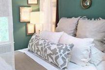 Teal trendcolour 2014 / Leuke ideeën voor de inrichting van uw slaapkamer in de kleur teal. Teal wordt dé trendkleur van 2014.