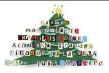 Libros en Navidad / Desde las Bibliotecas queremos que en estas fiestas leer sea una actividad más dentro del ámbito familiar. Por ello hemos preparado esta guía de lectura que recoge diversos libros y películas de temática navideña.