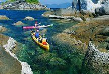 From Kayak to Camping