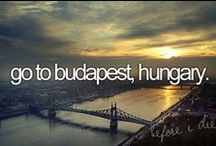 Budapest, my home