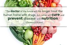 Health/ Nutrition / You are what you eat!