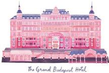 The Grand Budapest Hotel / The search for a real life Grand Budapest hotel, plus everything else Grand Budapest.