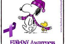 Purple / Epilepsy