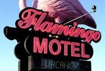 Delightfully Cheesy, Kitschy, Tourist Traps & Novelties / We love kitsch and roadside attractions.