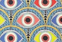 Texture & Pattern / Textural, patterned art and photography I love.