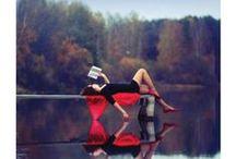 LA LECTURA EN FOTOS / La lectura tiene sus momentos, sus lugares, sus manías ... ¿Por qué no compartir con los demás ese instante único reflejado en una foto? ¡¡¡Comparte con nosostros tu momento de lectura!!!