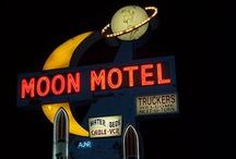 Neon Signs / signage / advertising / awesome vintage neon signs