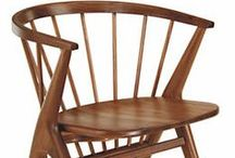 cool dining chairs, retro and otherwise / by Tracy Beckerman