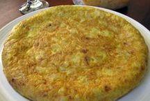 COMO SE COME EN ESPAÑA. / La prueba de que en España se come como en ningún lugar del mundo.