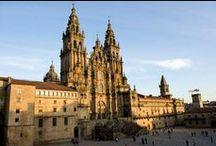 RINCONES DE SANTIAGO / Lugares comunes o no de Santiago de Compostela. Sede del primer parking del Grupo Aparcamiento Lavacolla.