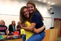 Beautiful Sisters / Alpha Sigma Tau's Beta Mu Chapter