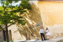 Roma / свадьба в Праге