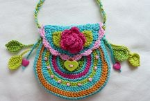 crochet/knitting bags